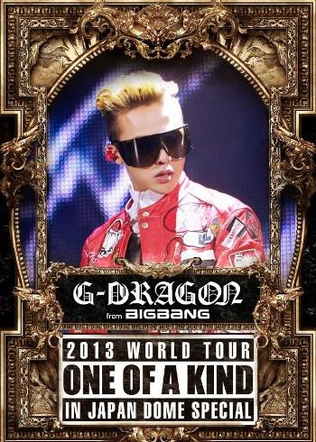 Album ONE OF A KIND~ IN JAPAN DOME SPECIAL by G-Dragon