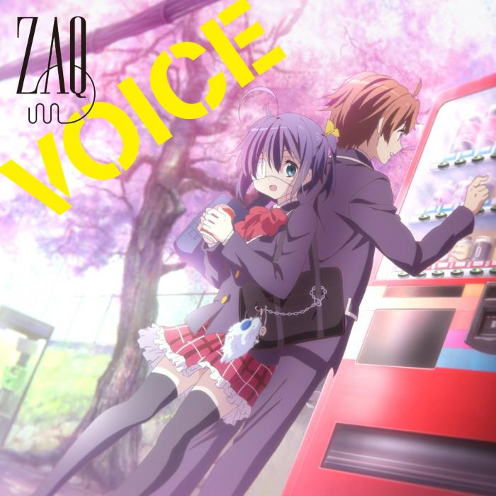Single VOICE by ZAQ
