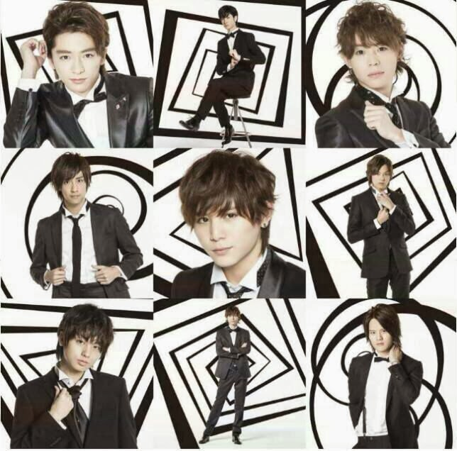 Ride With Me by Hey! Say! JUMP