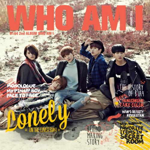 Album Who Am I by B1A4