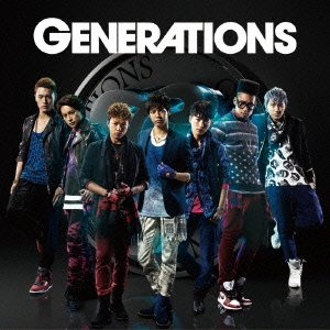 Album GENERATIONS by GENERATIONS