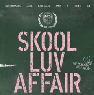 Mini album Skool Luv Affair by BTS