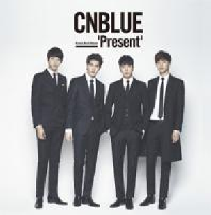 Album Korea Best Album 'Present' by CNBLUE