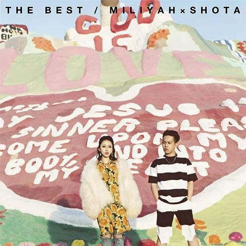 Album THE BEST (Miliyah x Shota) by Miliyah Kato