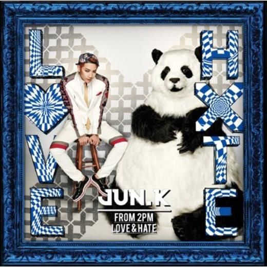 Mini album Love & Hate by Jun. K