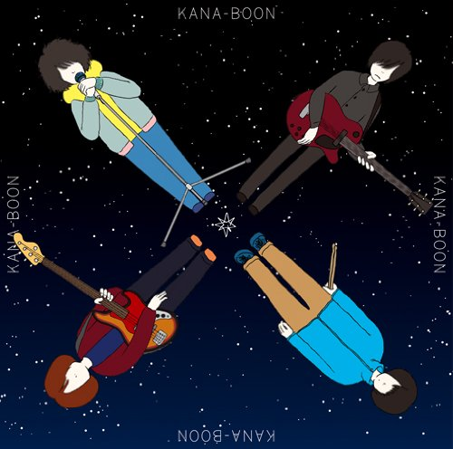 KANA-BOON Discography 7 Albums, 15 Singles, 1 Lyrics, 21 Videos
