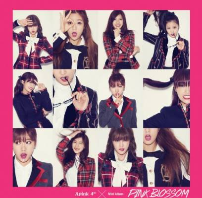 Mini album Pink Blossom by APink