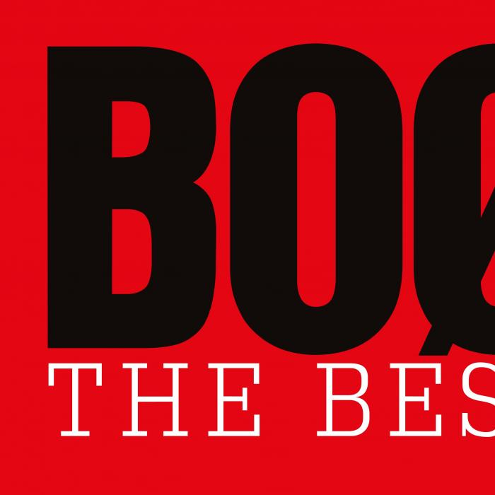 Album BOØWY THE BEST