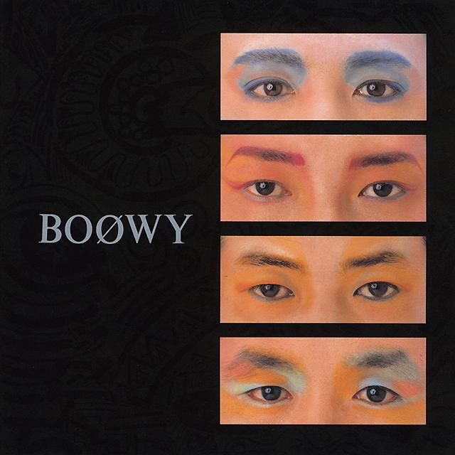 Album BOØWY by BOOWY