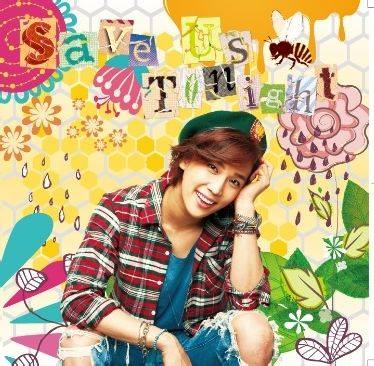 Mini album Save Us Tonight by Park Jung Min