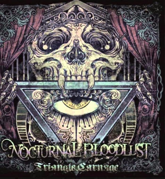 Single Triangle Carnage by NOCTURNAL BLOODLUST