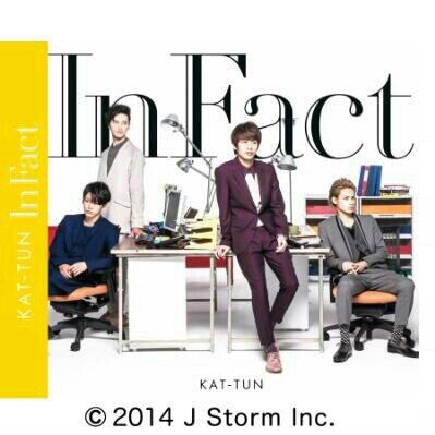 In Fact by KAT-TUN
