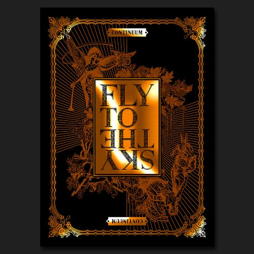 Album Continuum by Fly to the Sky