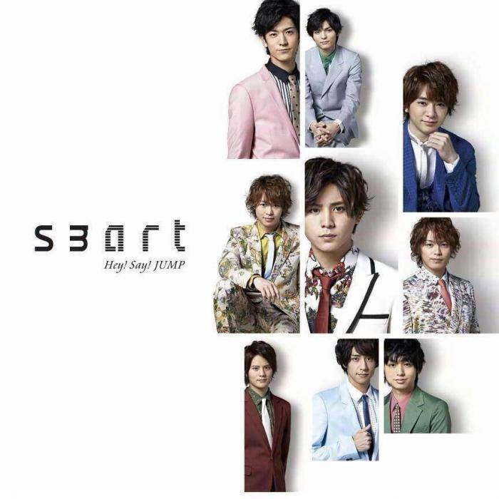 Album SMART by Hey! Say! JUMP