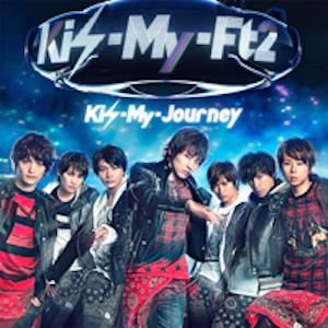 Album Kis-My-Journey by Kis-My-Ft2