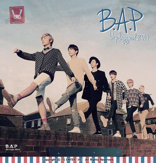 Single B.A.P Unplugged 2014 by B.A.P