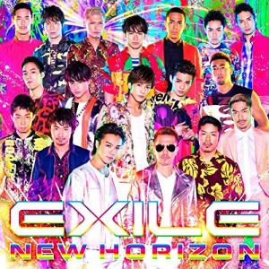 Single New Horizon by EXILE