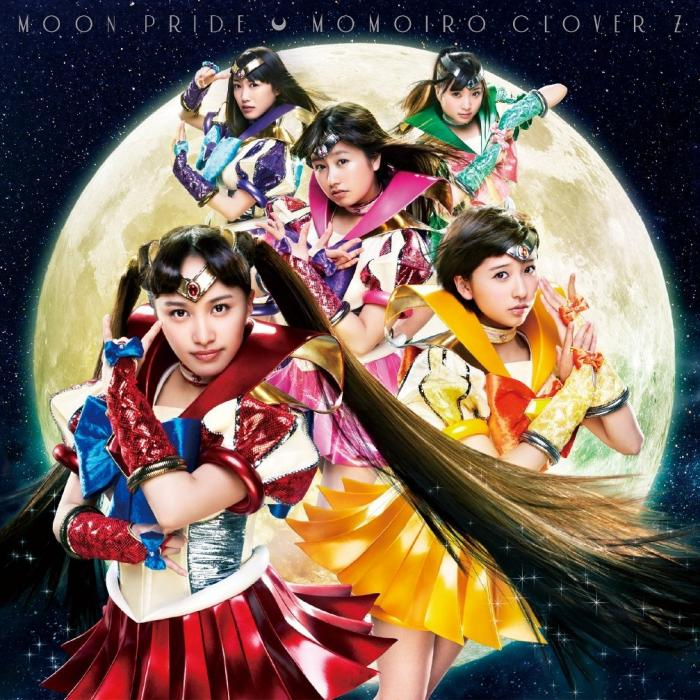 Single MOON PRIDE by Momoiro Clover Z