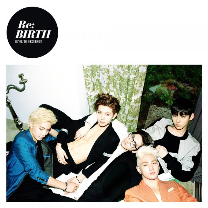 Album Re:BIRTH by NU'EST