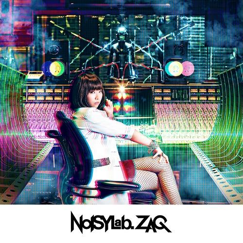 Album NOISY Lab. by ZAQ