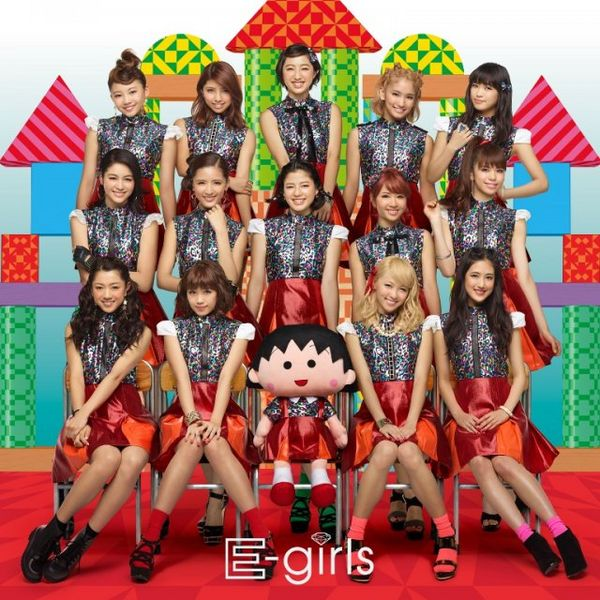 Single Odoru Ponpokorin by E-Girls