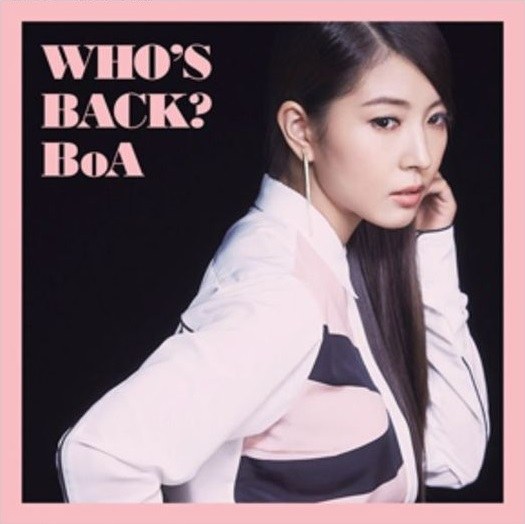 Album WHO'S BACK? by BoA