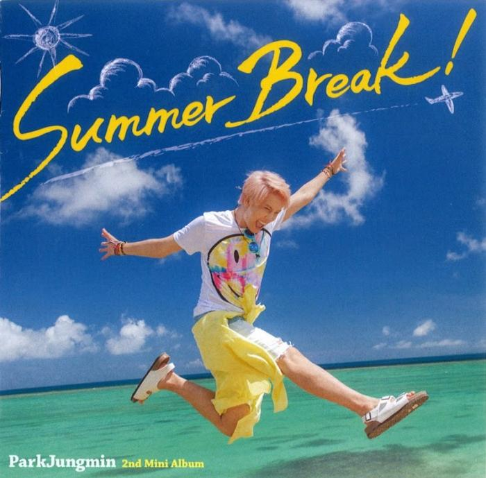 Mini album Summer Break! by Park Jung Min