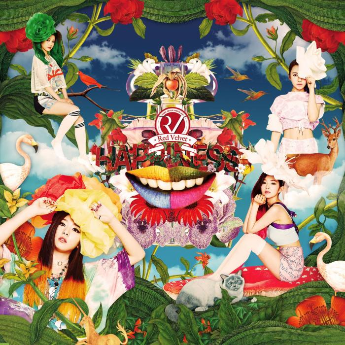 Single Happiness by Red Velvet
