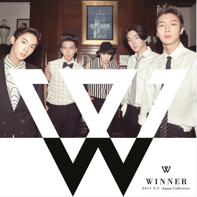 Album 2014 S/S -Japan Collection- by WINNER