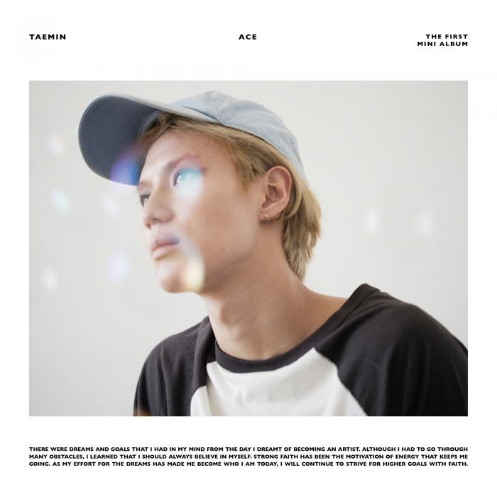Mini album Ace by Taemin