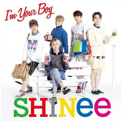Album I'm Your Boy by SHINee