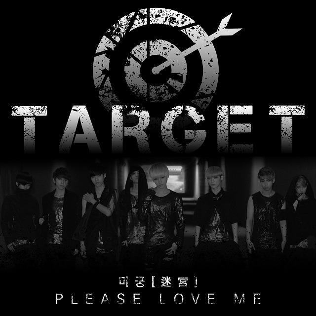 Single Please Love Me by TARGET