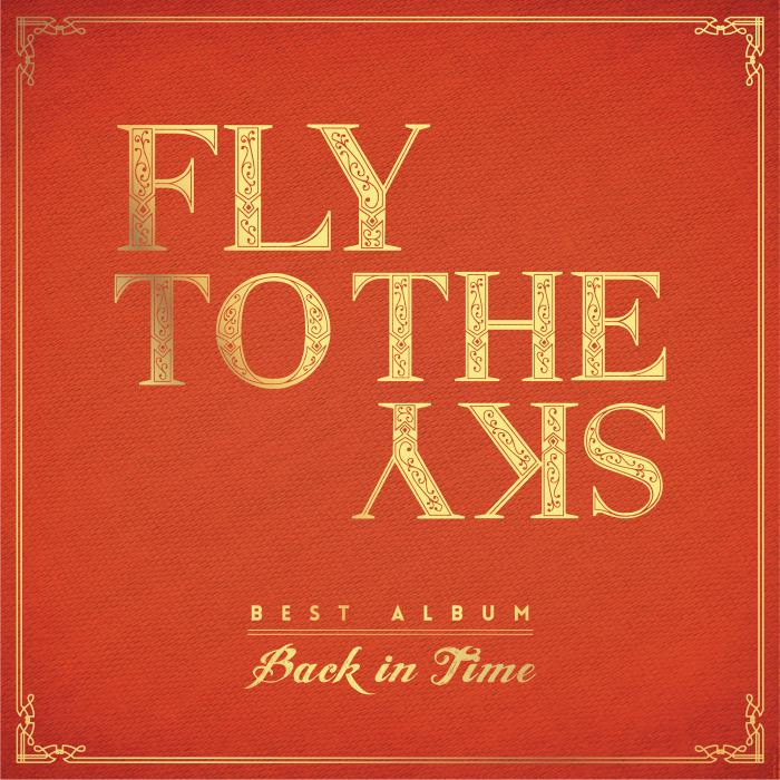 Album Back in Time by Fly to the Sky