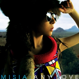 Single ANY LOVE by MISIA