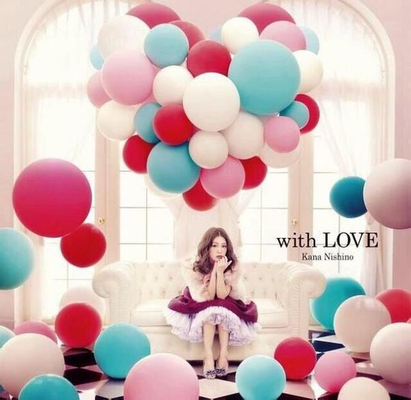 Album with LOVE by Kana Nishino