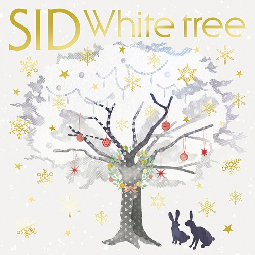 Single White tree by SID