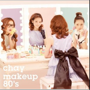 Album makeup 80's by chay