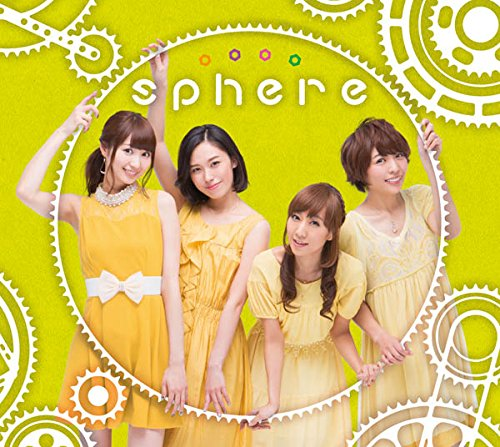 Single Jounetsu CONTINUE by sphere
