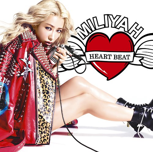 Single HEART BEAT (English Version) by Miliyah Kato