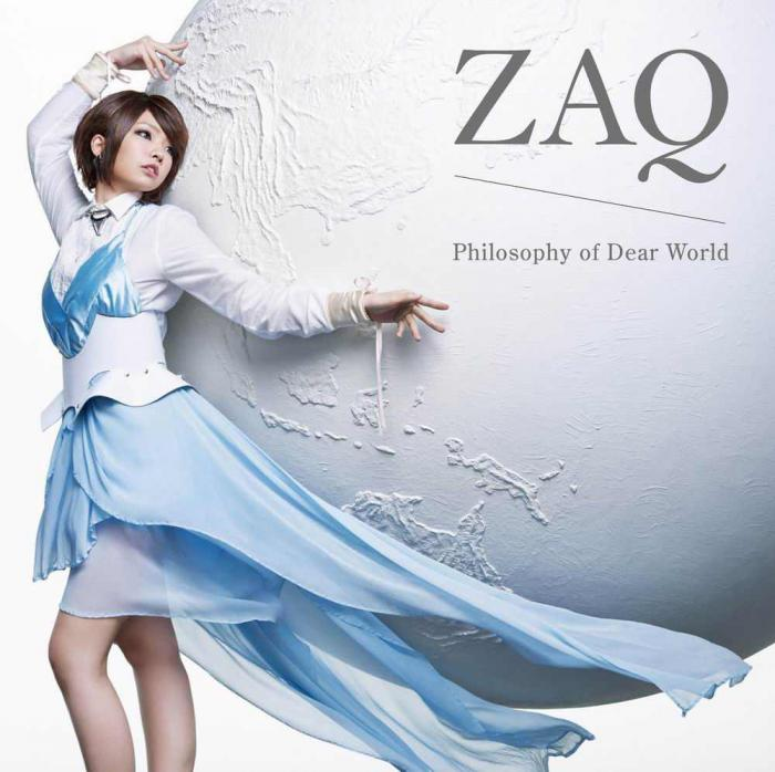 Single Philosophy of Dear World by ZAQ