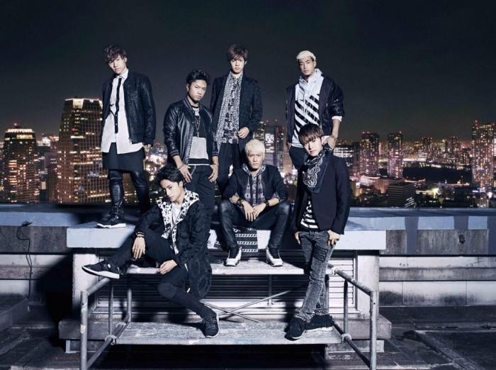 Single Sing it Loud by GENERATIONS