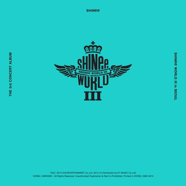 Album SHINee WORLD III in SEOUL by SHINee