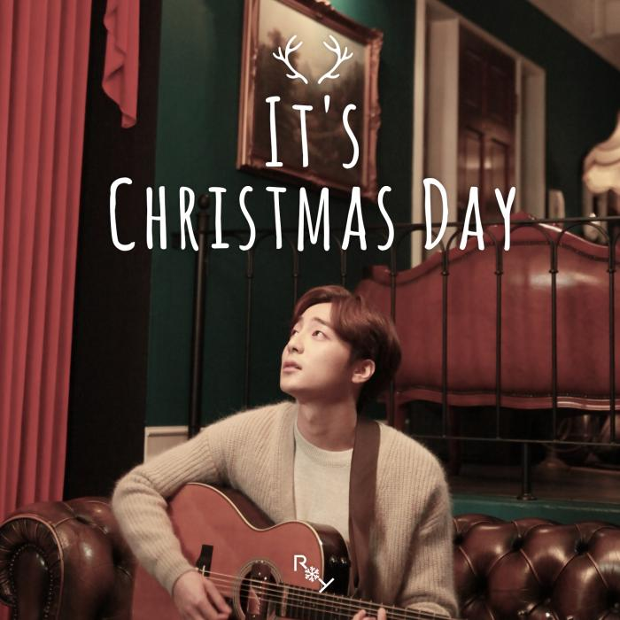 Single It's Christmas Day by Roy Kim