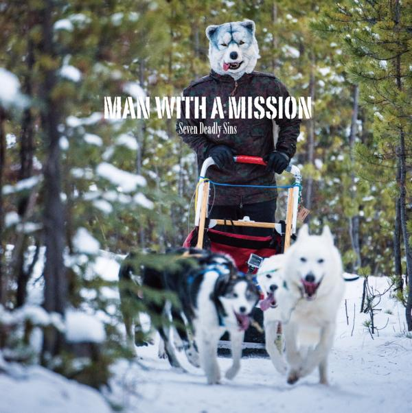 Single Seven Deadly Sins by MAN WITH A MISSION