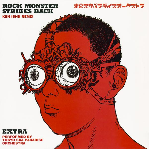 Single ROCK MONSTER STRIKES BACK by Tokyo Ska Paradise Orchestra