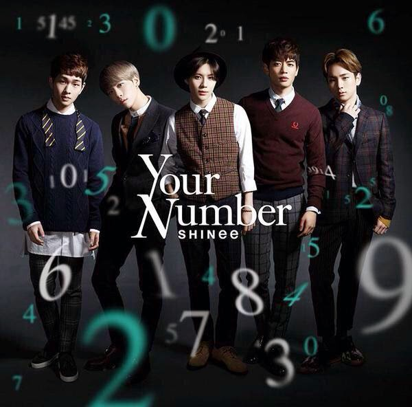 Single Your Number by SHINee