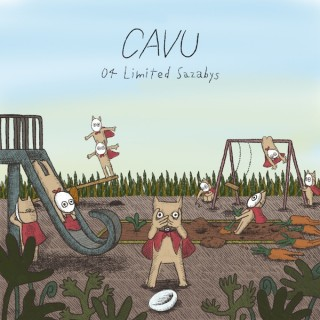 Album CAVU by 04 LIMITED SAZABYS