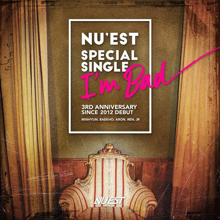 Single I'm Bad by NU'EST