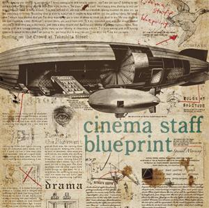 Album blueprint by cinema staff