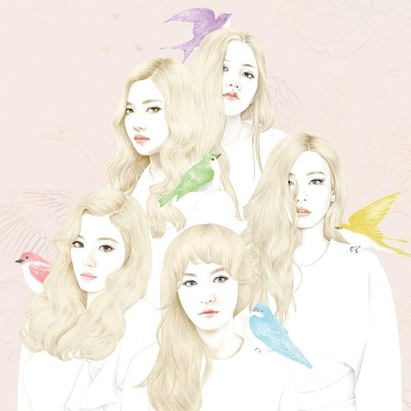 Mini album Ice Cream Cake by Red Velvet